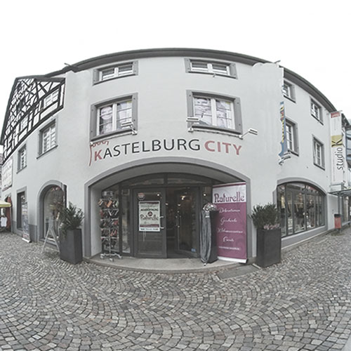 studioK Store in der Kastelburg City in Waldkirch