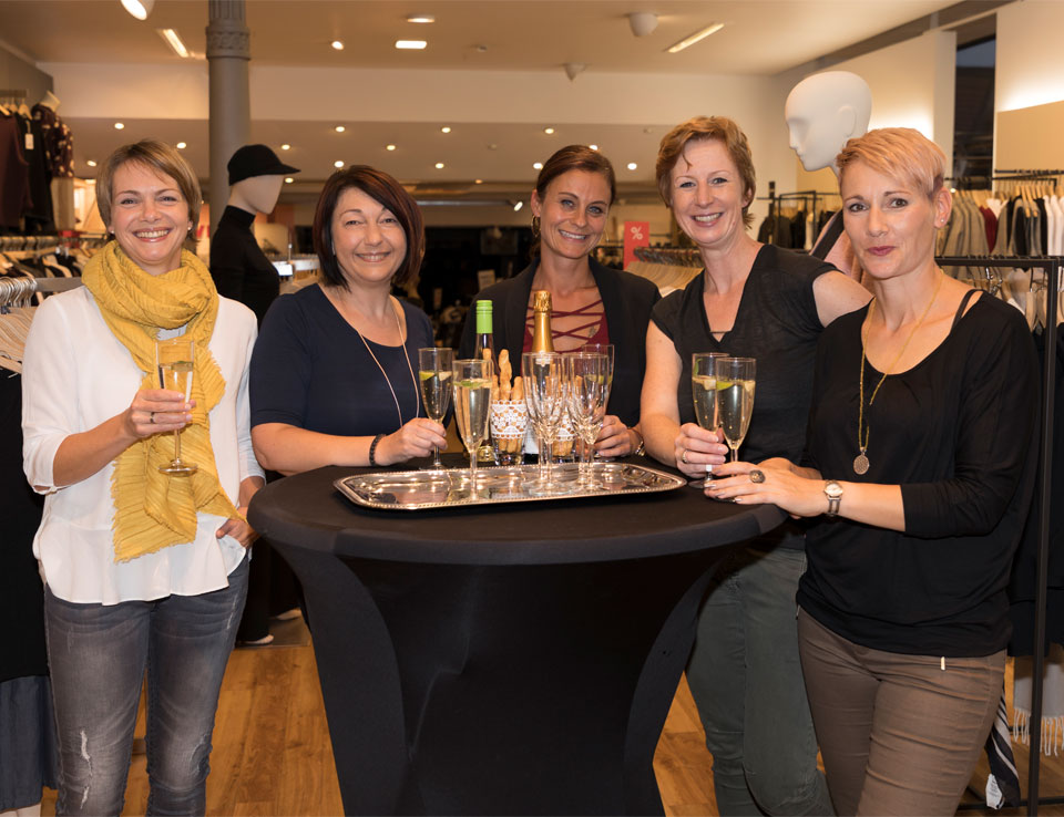 Kostenlose Private Shopping Party bei studioK