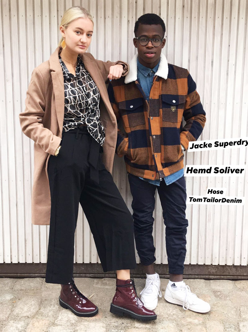 Herbst Trends styled by Louisa und Jonathan