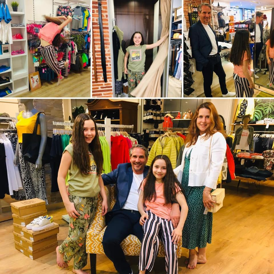 Family Private Shopping bei studioK