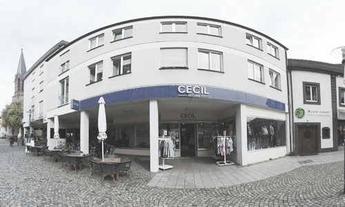 Click & Collect im Cecil Store in Emmendingen